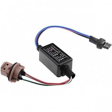21W CAN-BUS W21/5W / 7443 lemputėms skaitmeninis klaidų naikintojas
