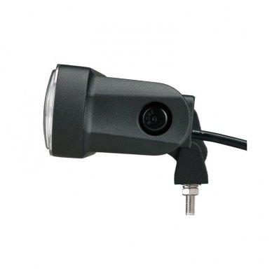 2x LED BAR sertifikuoti žibintai OSRAM-CRDP 2x40W 2x3135LM 12-24V (E9 HR PL) COMBO 2x22cm 4