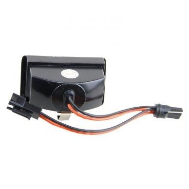 2x LED MB ML W164 18 SMD 3w/12v numerio apšvietimo lemputės 3