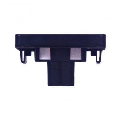 2x LED MB W220 99-05 S-class 18 SMD 3w/12v numerio apšvietimo lemputės 4