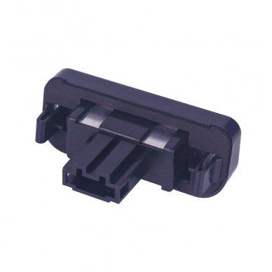 2x LED MB W220 99-05 S-class 18 SMD 3w/12v numerio apšvietimo lemputės 6