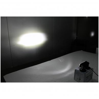 2x MINI LED BAR sertifikuoti žibintai OSRAM-CRDP 2x20W 2x1515LM 12-24V (E9 HR PL) COMBO 14