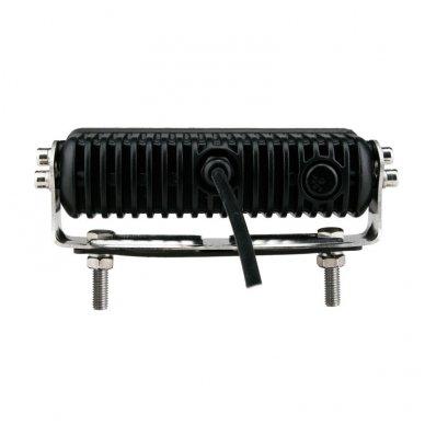 RAIN 2x MINI LED BAR sertifikuoti žibintai OSRAM-CRDP 2x20W 2x1515LM 12-24V (E9 HR PL) COMBO 7