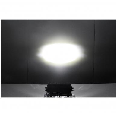2x MINI LED BAR sertifikuoti žibintai OSRAM-CRDP 2x20W 2x1515LM 12-24V (E9 HR PL) COMBO 12