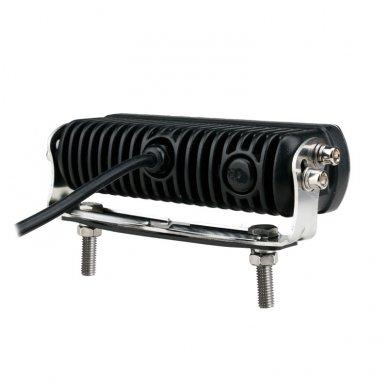 RAIN 2x MINI LED BAR sertifikuoti žibintai OSRAM-CRDP 2x20W 2x1515LM 12-24V (E9 HR PL) COMBO 15