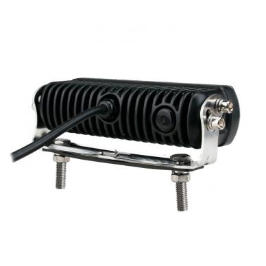 2x MINI LED BAR sertifikuoti žibintai OSRAM-CRDP 2x20W 2x1515LM 12-24V (E9 HR PL) COMBO 13
