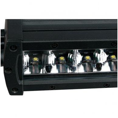 LED BAR sertifikuotas žibintas 400W 40000LM 12-24V (E9 HR PL) COMBO 13