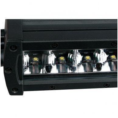 LED BAR sertifikuotas žibintas 120W 12000LM 12-24V (E9 HR PL) COMBO 17