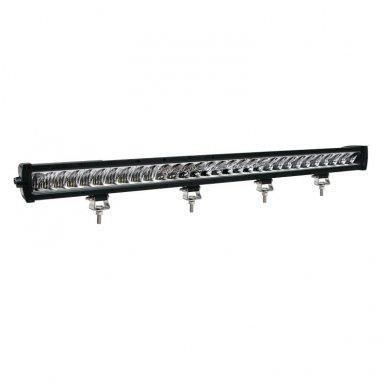 LED BAR sertifikuotas žibintas 400W 40000LM 12-24V (E9 HR PL) COMBO 10