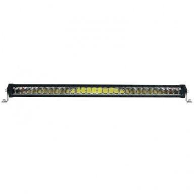 LED BAR sertifikuotas žibintas 400W 40000LM 12-24V (E9 HR PL) COMBO 3