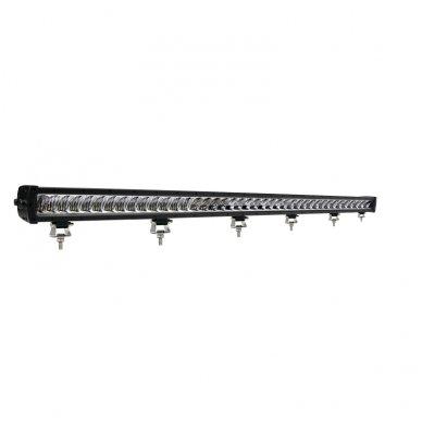 LED BAR sertifikuotas žibintas 500W 50000LM 12-24V (E9 HR PL) COMBO 135cm 3