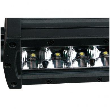 LED BAR sertifikuotas žibintas 500W 50000LM 12-24V (E9 HR PL) COMBO 7