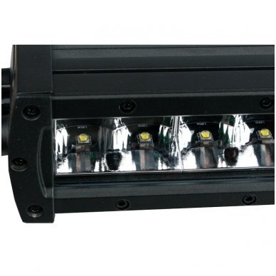 LED BAR sertifikuotas žibintas 500W 50000LM 12-24V (E9 HR PL) COMBO 135cm 9