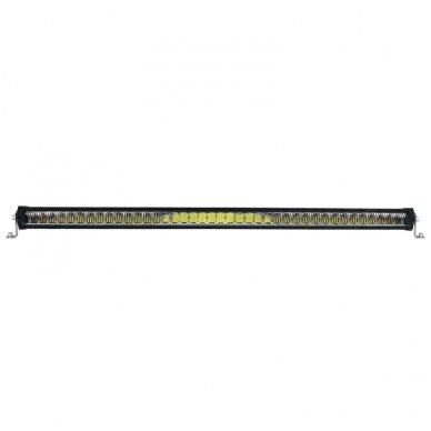 LED BAR sertifikuotas žibintas 500W 50000LM 12-24V (E9 HR PL) COMBO 8
