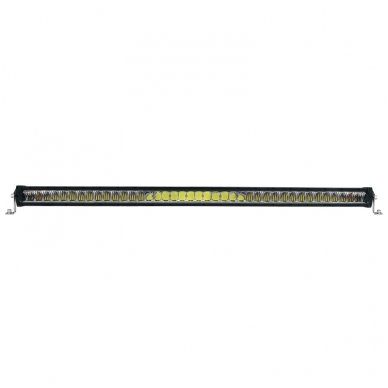 LED BAR sertifikuotas žibintas 500W 50000LM 12-24V (E9 HR PL) COMBO 135cm 10