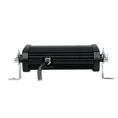 LED BAR sertifikuotas žibintas 60W 6000LM 12-24V (E9 HR PL) FLOOD 21cm 3