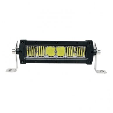 LED BAR sertifikuotas žibintas 60W 6000LM 12-24V (E9 HR PL) FLOOD 2
