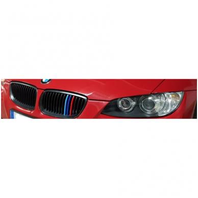 3D BMW 3 serijos E92/E93 M-Tech grotelių apdaila 06-09 3