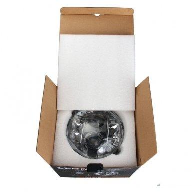 """7"""" LED HIGH/LOW + DRL priekinis sertifikuotas žibintas 21"""