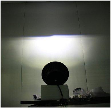 """7"""" LED HIGH/LOW + DRL priekinis sertifikuotas žibintas 13"""