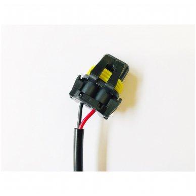 9005, HB3 / 9006, HB4 CAN-BUS lemputėms skaitmeninis klaidų naikintojas 55w 4