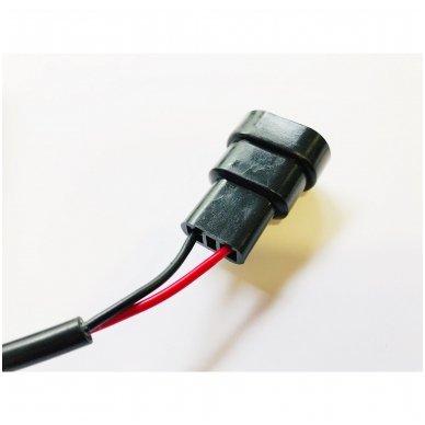 9005, HB3 / 9006, HB4 CAN-BUS lemputėms skaitmeninis klaidų naikintojas 55w 5
