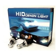 BI-XENON koplektas SLIM 35W, 12V, H4, HB5-9007 lemputės