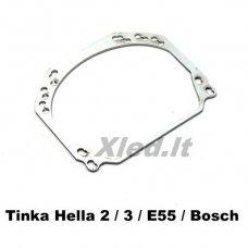 Adapteris Hella 3 Gen5 į Hella E55 ir AL Bosch