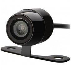 Automobilio galinio vaizdo kamera tvirtinama išorėje - su atstumo rėmeliu