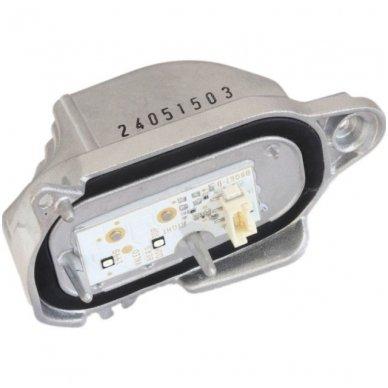AUDI Q5 VALEO LED DRL žibinto modulis dešinė 8R0941476B / 8R0941476A 2