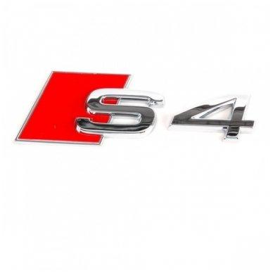 Audi S4 klijuojama emblema 2