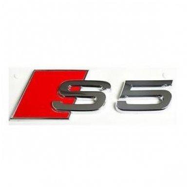 Audi S5 klijuojama emblema 2