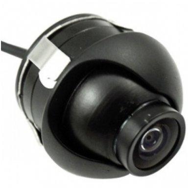 Automobilio galinio vaizdo kamera - įleidžiama reguliuojama su atstumo rėmeliu 4