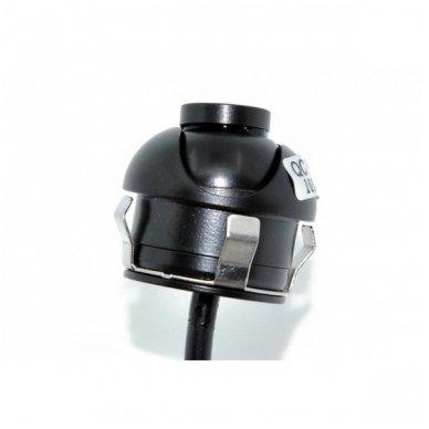 Automobilio galinio vaizdo kamera - įleidžiama reguliuojama su atstumo rėmeliu 6