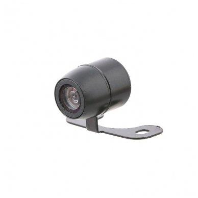 Automobilio galinio vaizdo kamera su atstumo rėmeliu universali. 8