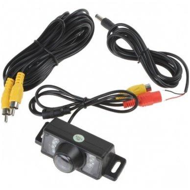 Automobilio IR LED galinio vaizdo kamera su naktiniu apšvietimu 2