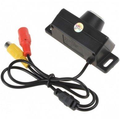 Automobilio IR LED galinio vaizdo kamera su naktiniu apšvietimu 4