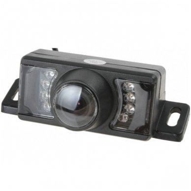 Automobilio IR LED galinio vaizdo kamera su naktiniu apšvietimu