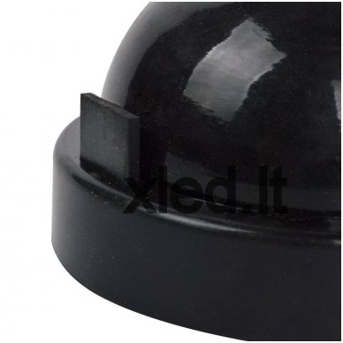 Automobilio žibinto guminis apsauginis dangtelis 95mm 7