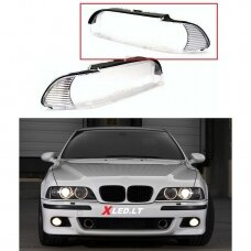 BMW 5 E39 (2000-2003) Facelift - Kairės pusės žibinto stiklas