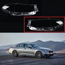 BMW 5 G30/G31 (2014-2019) - Kairės pusės žibinto stiklas