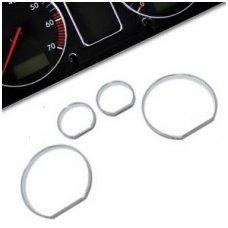 BMW MATINIAI 3 e46 M stiliaus spidometro žiedai