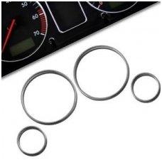 BMW MATINIAI e38, e39, e53 M stiliaus spidometro žiedai