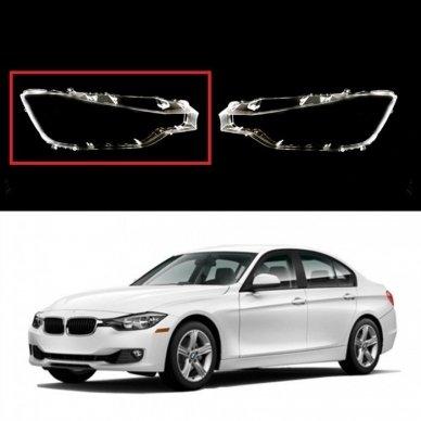 BMW 3 F30/F31 (2011-2015) - Dešinės pusės žibinto stiklas