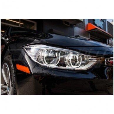 BMW 3 F30/F31 (2011-2018) - LED Kairės pusės žibinto stiklas 3