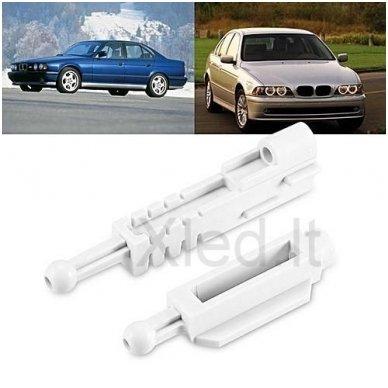 BMW 5 serijos E39 žibinto reguliavimo laikiklis iki Facelift (96-00)