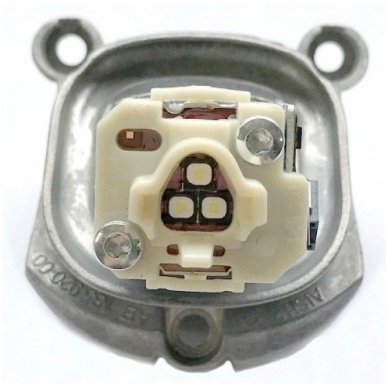 BMW 5 Serijos F10 / F10 LCI / F11 LCI LED valdymo blokas 63117343876 / 63 11 7 343 876 5