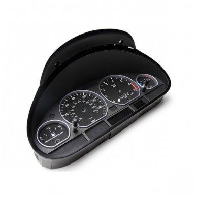 BMW CHROME 3 e46 M stiliaus spidometro žiedai 3