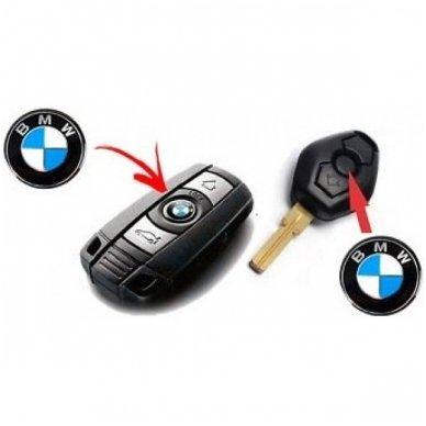 BMW rakto lipdukas 11 mm