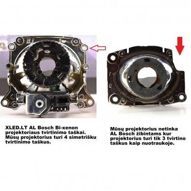 Bosch AL H7 linzė originalioms halogeninėms sistemoms 2
